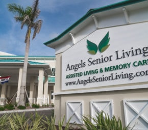 Angels Senior Living at Sarasota opened in 2018 as an assisted living and memory care facility in Sarasota, Florida.