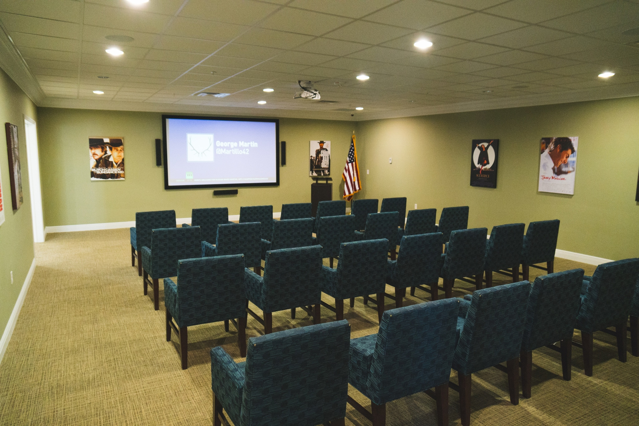 Our Sarasota movie theater offers residents the chance to enjoy movie night and more.